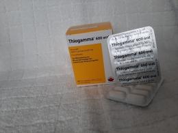 Тиогамма 600 мг табл. п/о  №100