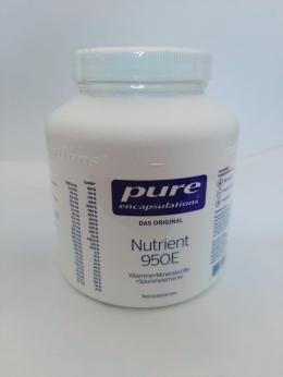 Витамины Pure Encapsulations Nutrient 950E №180