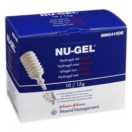 Гидрогель с альгинатом натрия Ну-гель (Nu-gel) 15 г №10