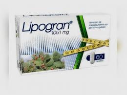 Липогран (Lipogran) таблетки для похудения №60